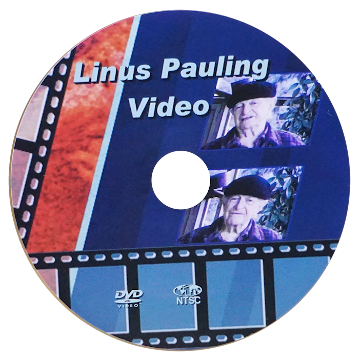 Linus Pauling Lecture (DVD)