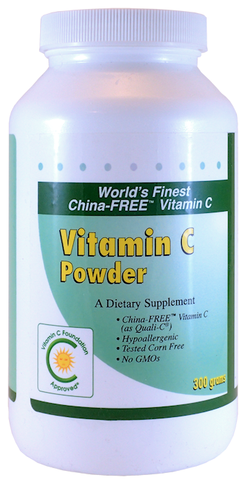 Vitamin C Foundation - China-Free™ Vitamin C Source